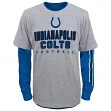 "Indianapolis Colts Youth NFL ""Intact"" 3 in 1 T-Shirt Combo Set"