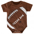 "Texas A&M Aggies Adidas NCAA Newborn ""Football"" Creeper"
