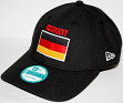 Germany Deutschland New Era 9Forty Adjustable Hat - Black