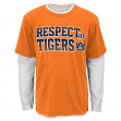 "Auburn Tigers NCAA ""Respect"" 3 in 1 Men's T-Shirt Combo"
