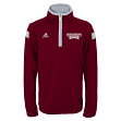 Mississippi State Bulldogs Youth Adidas 2014 Sideline Shockline Coaches Jacket