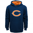 "Chicago Bears Youth NFL ""Primary"" Pullover Hooded Sweatshirt"