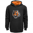"Cincinnati Bengals Youth NFL ""Primary"" Pullover Hooded Sweatshirt"