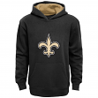 "New Orleans Saints Youth NFL ""Primary"" Pullover Hooded Sweatshirt"