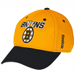 Boston Bruins Reebok NHL Center Ice Second Season Structured Flex Hat