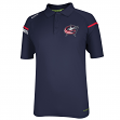 Columbus Blue Jackets Reebok 2014 Center Ice Team Performance Polo Shirt