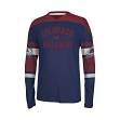 Colorado Avalanche CCM Reebok NHL Lightweight Long Sleeve Crew Shirt