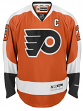 Claude Giroux Philadelphia Flyers Orange Reebok NHL Premier Jersey