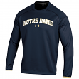 Notre Dame Fighting Irish Under Armour 2014 Sideline Tech Fleece Sweatshirt