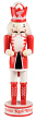 "Detroit Red Wings 2014 NHL 14"" Holiday Nutcracker"