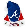 Atlanta Braves 2014 MLB Color Block Santa Hat