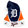 Detroit Tigers 2014 MLB Color Block Santa Hat