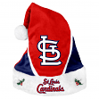 St. Louis Cardinals 2014 MLB Color Block Santa Hat