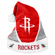 Houston Rockets 2014 NBA Color Block Santa Hat