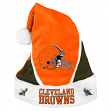 Cleveland Browns 2014 NFL Color Block Santa Hat