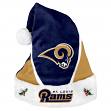 St. Louis Rams 2014 NFL Color Block Santa Hat