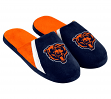 Chicago Bears NFL 2014 Men's Swoop Logo Slide Slippers