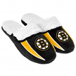 Boston Bruins NHL 2013 Men's Sherpa Slide Slippers