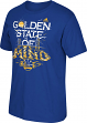 "Golden State Warriors Adidas NBA ""Golden State of Mind"" Men's T-Shirt"