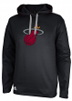 "Miami Heat Adidas 2014 NBA ""Tip-Off"" Pullover Hooded Sweatshirt"