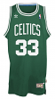 Larry Bird Boston Celtics Adidas NBA Throwback Swingman Jersey - Green