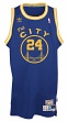 Rick Barry Golden State Warriors Adidas NBA Throwback Swingman Jersey - Blue