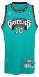 Mike Bibby Vancouver Grizzlies Adidas NBA Throwback Swingman Jersey - Teal