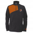 "Cincinnati Bengals Youth NFL ""Flex"" 1/4 Zip Polar Fleece Sweatshirt"