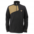 "New Orleans Saints Youth NFL ""Flex"" 1/4 Zip Polar Fleece Sweatshirt"