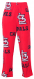 "St. Louis Cardinals MLB ""Ramble"" Men's Micro Fleece Pajama Pants"