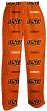 "Oklahoma State Cowboys NCAA ""Highlight"" Men's Micro Fleece Pajama Pants"