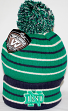 "Notre Dame Fighting Irish NCAA Top of the World ""Gnarly"" Cuffed Knit Hat w/Pom"