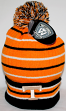 "Tennessee Volunteers NCAA Top of the World ""Gnarly"" Cuffed Knit Hat with Pom"