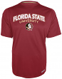 "Florida State Seminoles Majestic NCAA ""Training 2"" Performance T-Shirt"