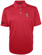 "Georgia Bulldogs Majestic NCAA ""Turnover"" Performance Polo Shirt - Red"