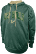"South Florida Bulls Majestic NCAA ""Coverage"" Hooded Premium Sweatshirt"