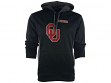 "Oklahoma Sooners Majestic ""Doctorate"" Premium Hooded Men's Sweatshirt"