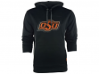 "Oklahoma State Cowboys Majestic ""Doctorate"" Premium Hooded Men's Sweatshirt"