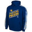 "Indiana Pacers Youth Adidas NBA ""Playbook Stripe"" Hooded Sweathshirt"