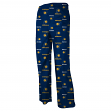 Indiana Pacers Youth NBA Team Logo Pajama Pants