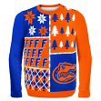 "Florida Gators Men's NCAA ""Busy Block"" Ugly Sweater"