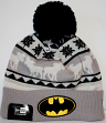 "Batman DC Comics New Era ""Mooser"" Cuffed Knit Hat"