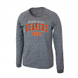 "Oregon State Beavers NCAA ""Slate"" Long Sleeve Slub Shirt - Charcoal"