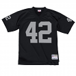 Ronnie Lott Oakland Raiders Mitchell & Ness NFL Throwback Premier Jersey - Black