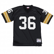 Jerome Bettis Pittsburgh Steelers NFL Mitchell & Ness Throwback Jersey - Black