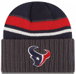 Houston Texans New Era NFL Prep Class Cuffed Knit Hat