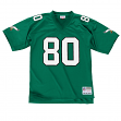 Cris Carter Philadelphia Eagles NFL Mitchell & Ness Throwback Jersey - Green