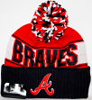"Atlanta Braves New Era MLB ""Rep Ur Team"" Cuffed Knit Hat"