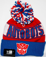 "Autobots Hasbro New Era ""Rep Ur Team"" Cuffed Knit Hat"