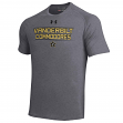 Vanderbilt Commodores Under Armour NCAA Men's Performance S/S Shirt - Charcoal